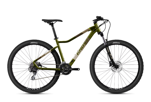 Lanao Essential 27.5 - Olive / Tan