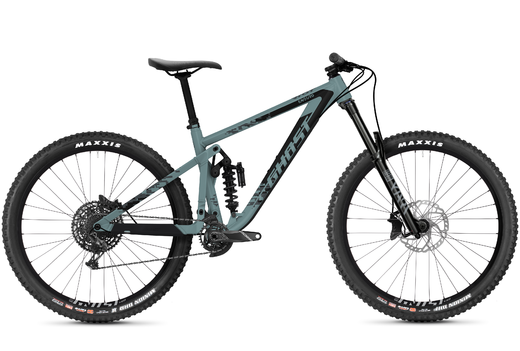 GHOST 2021  Riot Enduro Essential - Shark Blue / Midnight Black