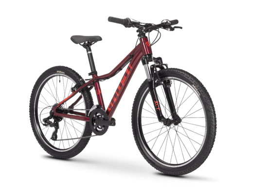 "GHOST 2021  Lanao 24"" Base - Blackberry / Electric Pink"